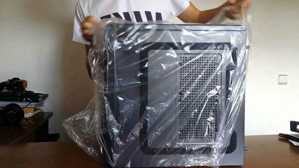 Nox NXPAX unboxing pc gamer